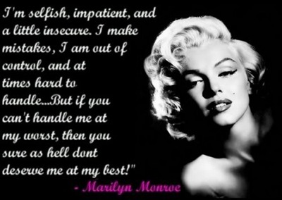 Marilyn monroe quote 12